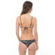 Warhol x Basquiat x Billabong LAB Collection Reversible Fixed Tri Bikini [AI013834]