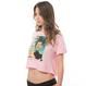 Warhol x Basquiat x Billabong LAB Collection Crop Tee [AI013224]