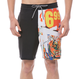 Warhol x Basquiat x Billabong LAB Collection Board Shorts [AI011556]