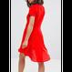 Long Hem Cotton T-Shirt Dress (ロングヘムライン カジュアルコットンワンピ)