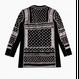 【代引き不可】Luxury !! Verour Couture  Jacket With Pearls and Stones (ステートメントクチュールベロアジャケット)