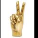 Golden Victory Finger Decor (ゴールドハンドデコ)