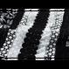 Mono Tone Flower Lace Blouse Dress (モノトーンフラワーレースブラウスワンピ)