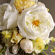ビオラの花冠&ウェディングブーケ