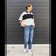 style zampa フレアラガーシャツ