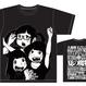浅野いにお×THE 夏の魔物Tシャツ  ブラック
