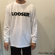 LOOSER L/S TEE