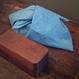 本藍の三角袋