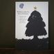 クリスマスのポストカード(5枚組)