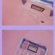 Clear Mini Cross Bag