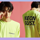 NEONDUST. T-shirt