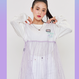 Long Onepiece (Angelic Purple)