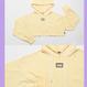 Crop Hood T-Shirt