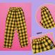 W_Check Pants