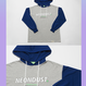 NEONDUST. 2Color Hood T-Shirt