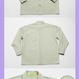 NEONDUST. Oversize Jacket