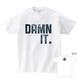 Tシャツ:デニムDAMN IT.(ちくしょう)