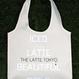 THE LATTE TOKYO|ILBG TOTE BAG