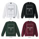 Box Logo Big Sweat (4 color)