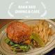 KAKA'AKO DINING &CAFE/アボカドチーズバーガー