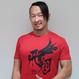 飛翔Tシャツ RED ver.