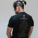 飛翔Tシャツ・BLACK ver.