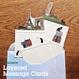 レイヤードメッセージカード