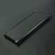 iPhone 7 アルミ削り出しケース【アラベスク 】BLACK【送料無料 税込】