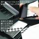 名刺ケース/ジュラルミン削り出し【カタバミ・チェッカー Checkered Katabami】C・PINK  【送料無料 税込】