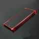 アイフォンケース iPhone 8Plus  / 7Plus  アルミ削り出しケース【アラベスク 】RED 竹下さんmodel【送料無料 税込】