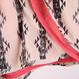 Pink String Shorts