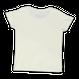 """sasakure.UK - """"Kokoro Pokkari"""" T-shirt(Sherbet yellow  Women's)"""