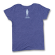 PinocchioP - PinocchioP - Tshirt for the human race(Navy / Woman's)