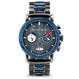 【 BOSTON RED SOX™ 44mm WORLD SERIES CHRONO 】 -  RECLAIMED SERIES/LIMITED EDITION  -