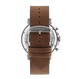 THE BREWMASTER Collection - The Alterra Chronograph /The Brewmaster/Leather Band