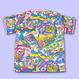 MOE MOE ALL OVER PRINT T-Shirt