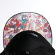 【URAHARA】ロゴ刺繍キャップ (特典缶バッジ付)