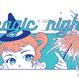 【宇宙サマー】MAGIC NIGHT HOODIE