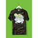 【OMOCAT】TURTLEHAT T-Shirt