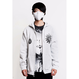 【OMOCAT】FLOWERGIRL Zip-Hoodie
