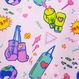 【宇宙サマー】LOVE FIGHTER BOARDSHORTS