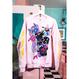 【OMOCAT×PEPPERONCCINI】ELECTRIC KISS Sweater