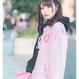 【メンヘラチャン ×PARK】リバーシブル中綿ブルゾン (先行予約商品)