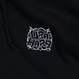 【URAHARA】ロゴ刺繍パーカー