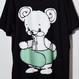【ヨダレベア × PARK】ヨダレベア × PARKコラボレーションTシャツ