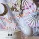 【MeriMeri(メリメリ)】スター&ムーンケーキトッパー [MM0205-45-1923]