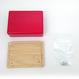 Wooden case for IchigoJam (Red)