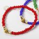 SR'ES Rainbow STANDARD(エスアールエスレインボースタンダード) / WHITE HEARTS BRACELET(ホワイトハーツブレスレット) / No.ACS00901