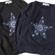 PROJECT SR'ES(プロジェクトエスアールエス) / BANDANNA STAR CREW C&S(バンダナプリントクルースウェット) / No.KNT01133