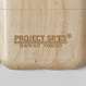 ウッドiPhoneケース(6/6S対応) / PROJECT SR'ES(プロジェクトエスアールエス)